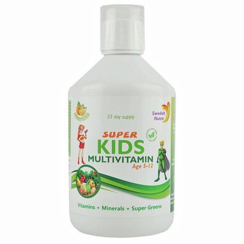 Super Kids multivitamin folyadék gyermekek számára 500 ml