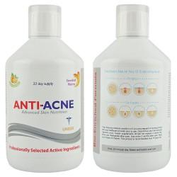 Anti Akné folyadék komplex pattanás ellen, 500 ml