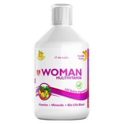 Multivitamin folyadék nők számára 500 ml