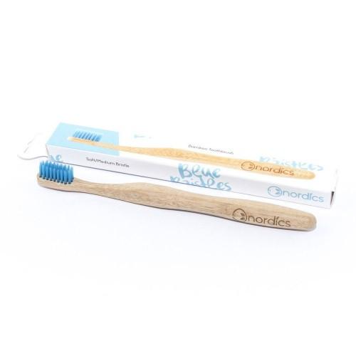 Bambusz fogkefe felnőtteknek