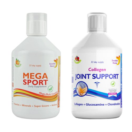Sport & ízületek csomag férfiaknak - 2 x 500 ml