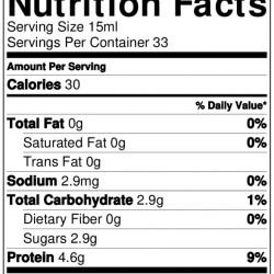 Kollagén folyadék szarvasmarhából 5000 mg - az egészséges izületekért