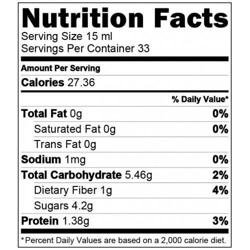 Mega Sport - folyékony vitamin komplex sportoláshoz, 500 ml